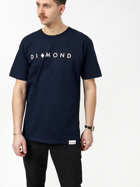 T-shirt Diamond Supply Co. Marquise