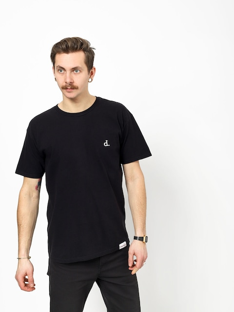 T-shirt Diamond Supply Co. Mini Unpolo (black)