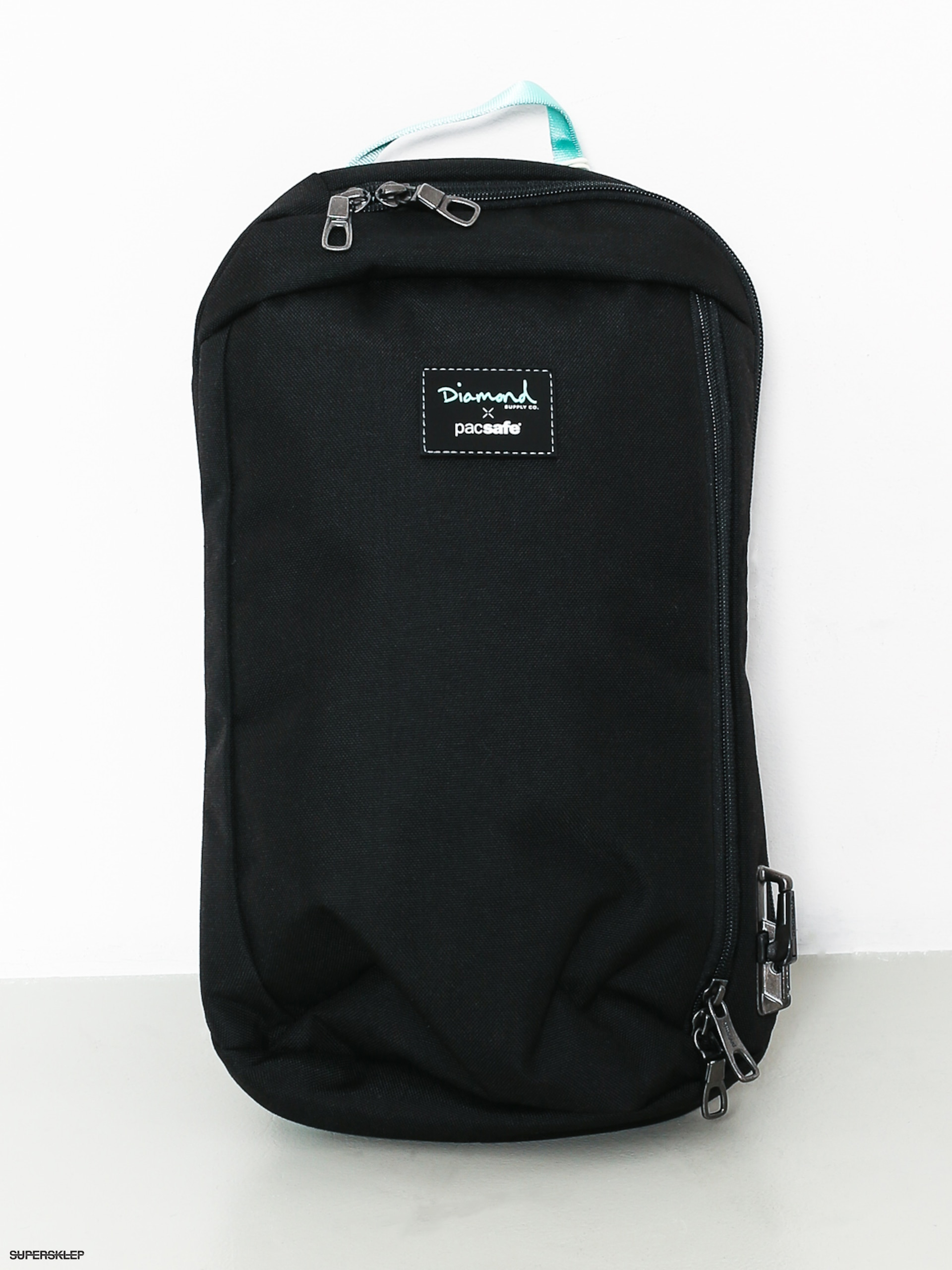 76b0343a417fb Plecak Diamond Supply Co. Dmndxpacsafe Sling Pack (black)