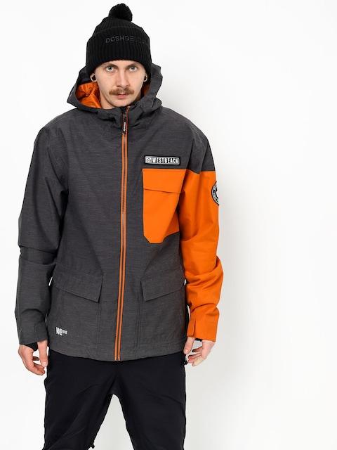 Kurtka snowboardowa Westbeach Bantam (charcal marl)