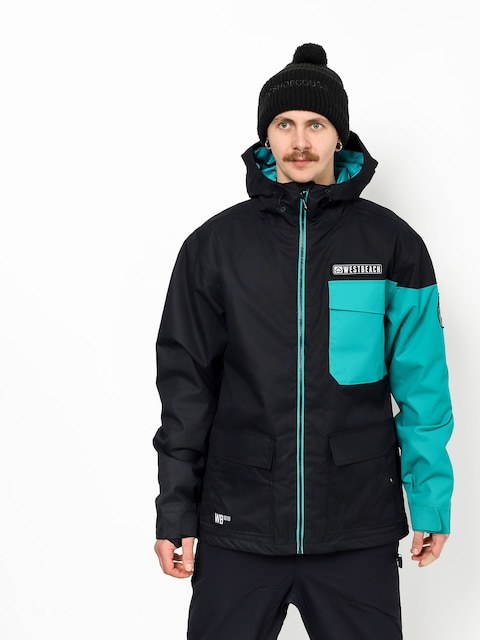 Kurtka snowboardowa Westbeach Bantam (black)