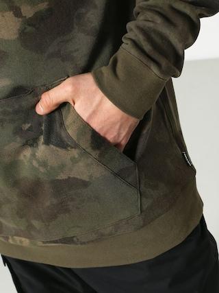 Bluza z kapturem Volcom Jla HD (cam)