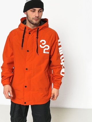 Kurtka snowboardowa ThirtyTwo Grasser (orange)