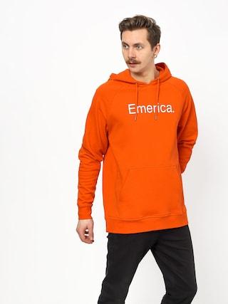 Bluza z kapturem Emerica Purity HD (orange)