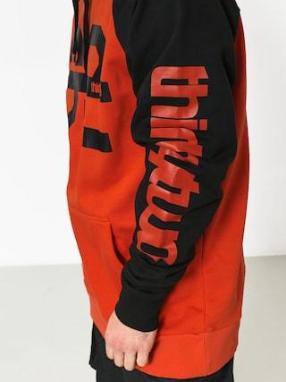 Bluza z kapturem ThirtyTwo Marquee HD (orange)