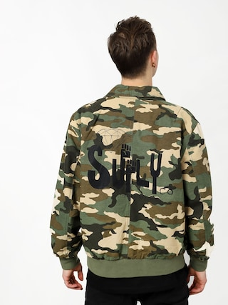 Kurtka Diamond Supply Co. Bomber (camo)