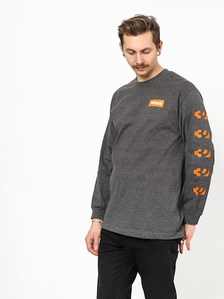 Longsleeve ThirtyTwo Ridelite Logo (charcoal/heather)
