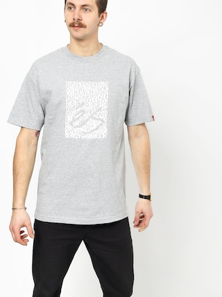 T-shirt Es Main Block (grey/heather)