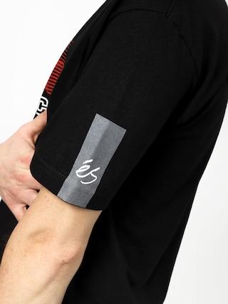 T-shirt Es Athletic Co (black)
