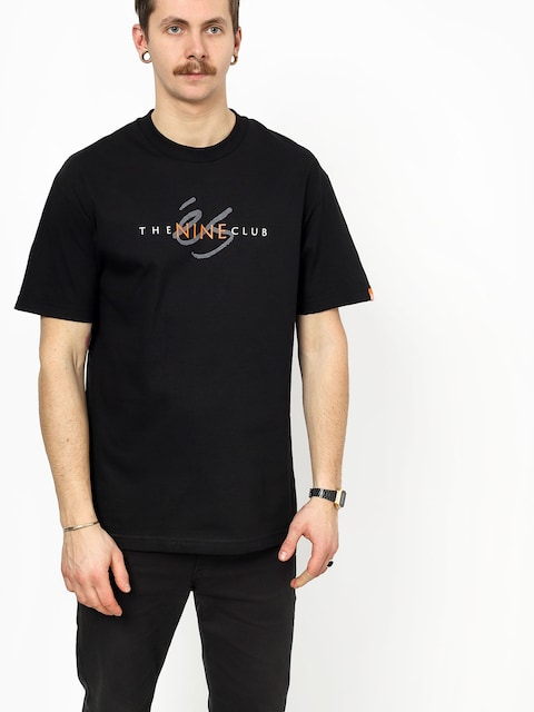 T-shirt Es Nine Club