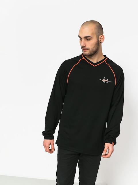 Longsleeve Es Nine Club (black)