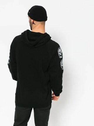Bluza z kapturem Emerica French HD (black)
