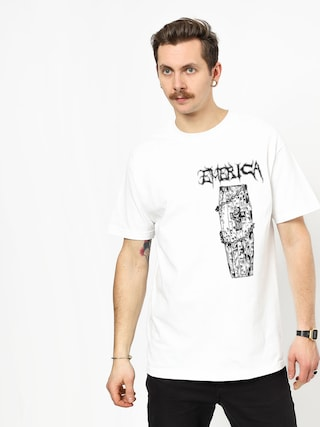 T-shirt Emerica Coffin (white)