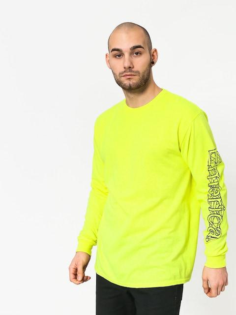 Longsleeve Emerica Reaper Ls (green)