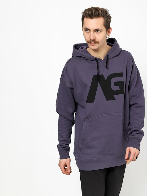 Bluza z kapturem Analog Crux HD (greystone)
