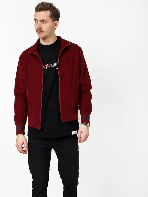 Kurtka Diamond Supply Co. Corduroy Track (burgundy)