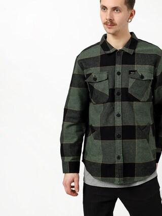 Koszula Brixton Durham Flannel Ls (pine/black)