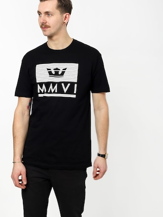 T-shirt Supra Crown Jewel (black/wht)
