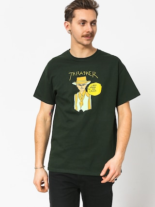 T-shirt Thrasher Gonz Cash (forest green)