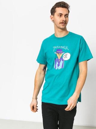 T-shirt Thrasher Gonz Cash (jade)
