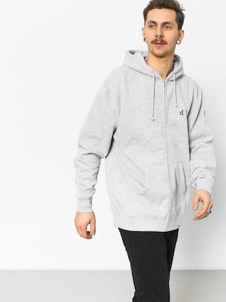 Bluza z kapturem Diamond Supply Co. Mini Un Polo (heather grey)
