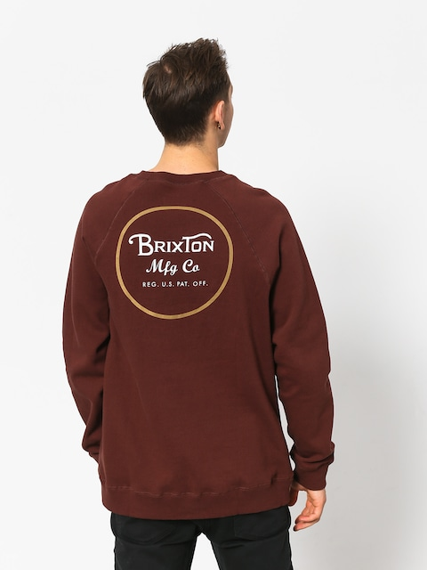 Bluza Brixton Wheeler Intl Crew