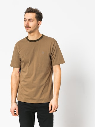 T-shirt Brixton B Shield Prt (dusty olive)
