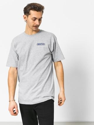 T-shirt Brixton Astro Stt (heather grey)
