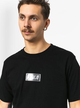 T-shirt Koka Clarity Boxlogo (black)
