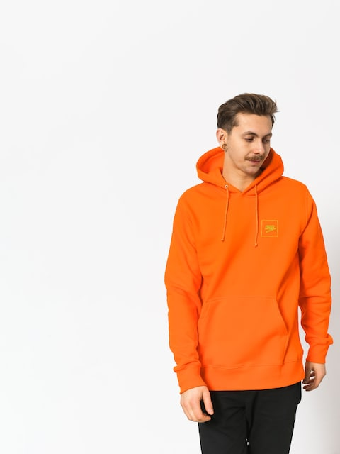 Bluza z kapturem Koka Fake Ball HD (orange)