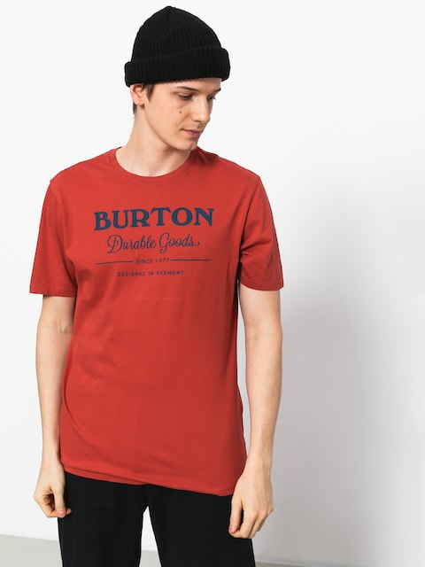 T-shirt Burton Durable Gds (tandori)