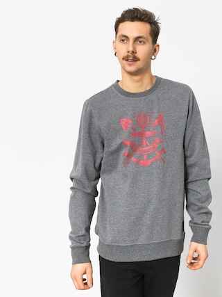 Bluza Element Pioneers Crew (grey heather)
