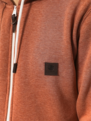Bluza z kapturem Element Heavy ZHD (picante htr)