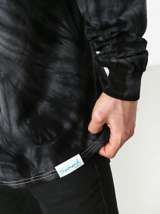 Longsleeve Diamond Supply Co. Dmnd Family Guy Collective Tie Dye (black)