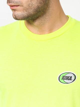 Longsleeve Koka Prospect (green)