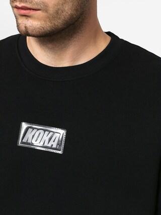 Bluza Koka Clarity Boxlogo (black)
