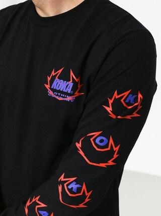 Longsleeve Koka Bang (black)