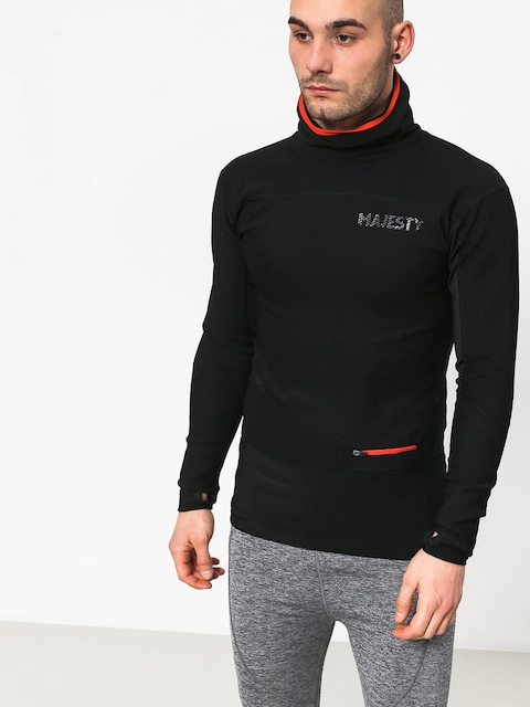 Longsleeve aktywny Majesty Heatshield Mid Layer (black)