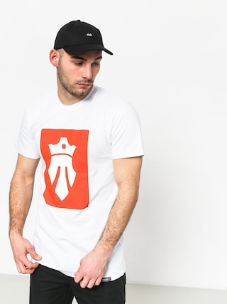 T-shirt Majesty Team (white)