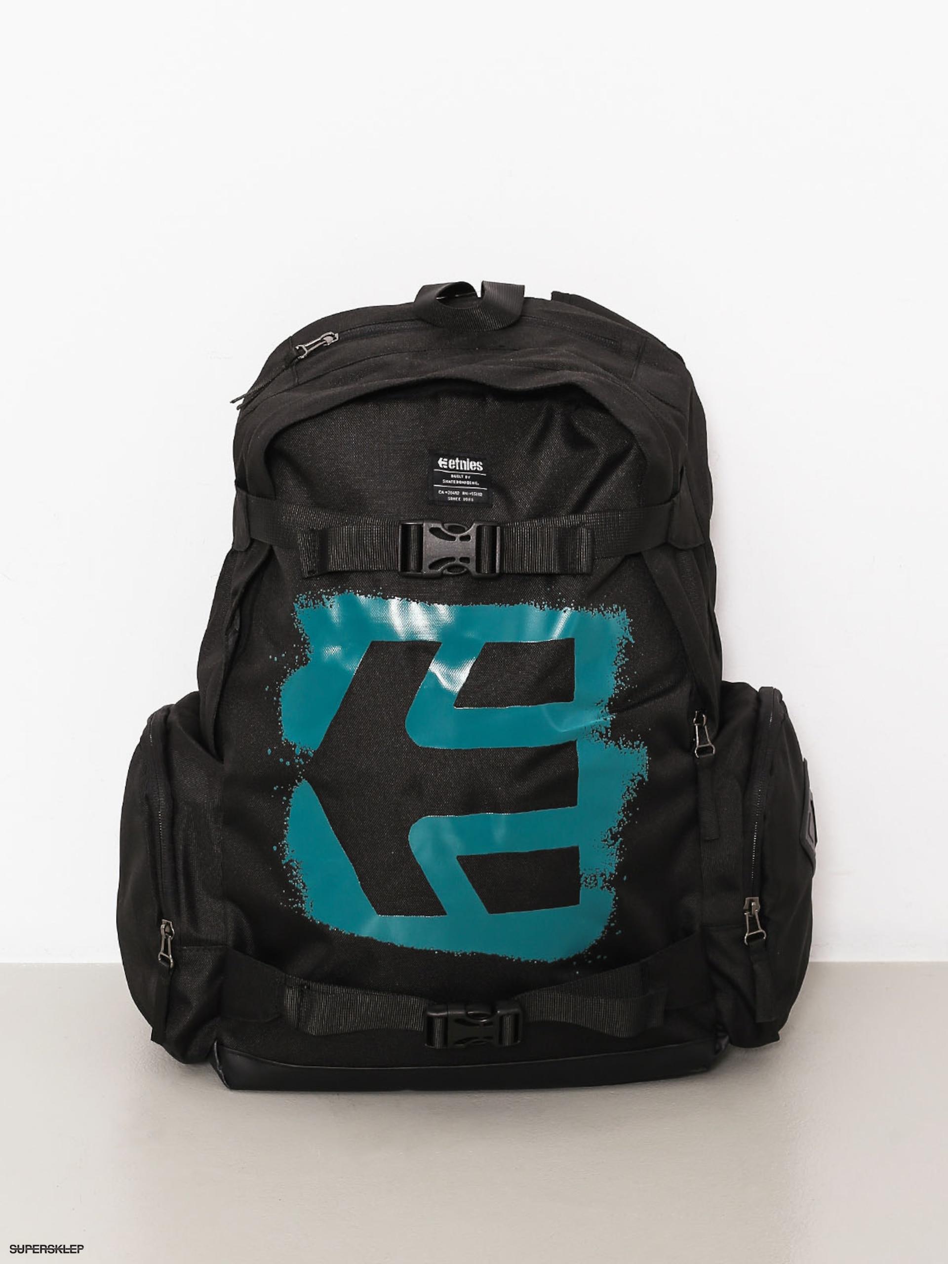 c2b5ecbc50e1a Plecak Etnies Essential Skate (black teal)