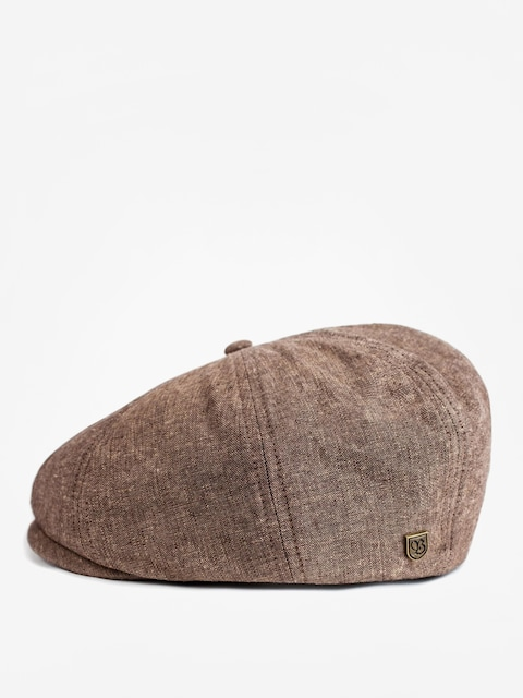Kaszkiet Brixton Brood Snap ZD (light brown)