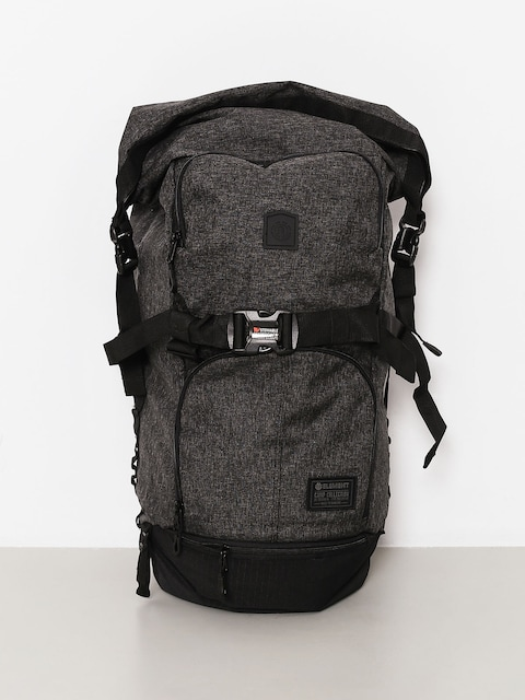 Plecak Element The Weekender (black grid htr)
