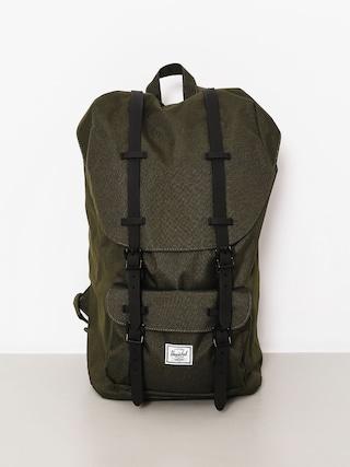 Plecak Herschel Supply Co. Little America (forest night/black)