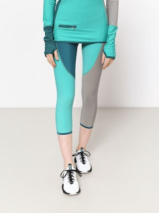 Leginsy Majesty Srface Lady Pants Colour Wmn (gray/turquise)