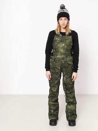 Spodnie snowboardowe Volcom Elm Gore Bib Overall Wmn (cam)