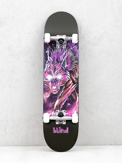 Deskorolka Blind Cosmic Wolf (black/purple)