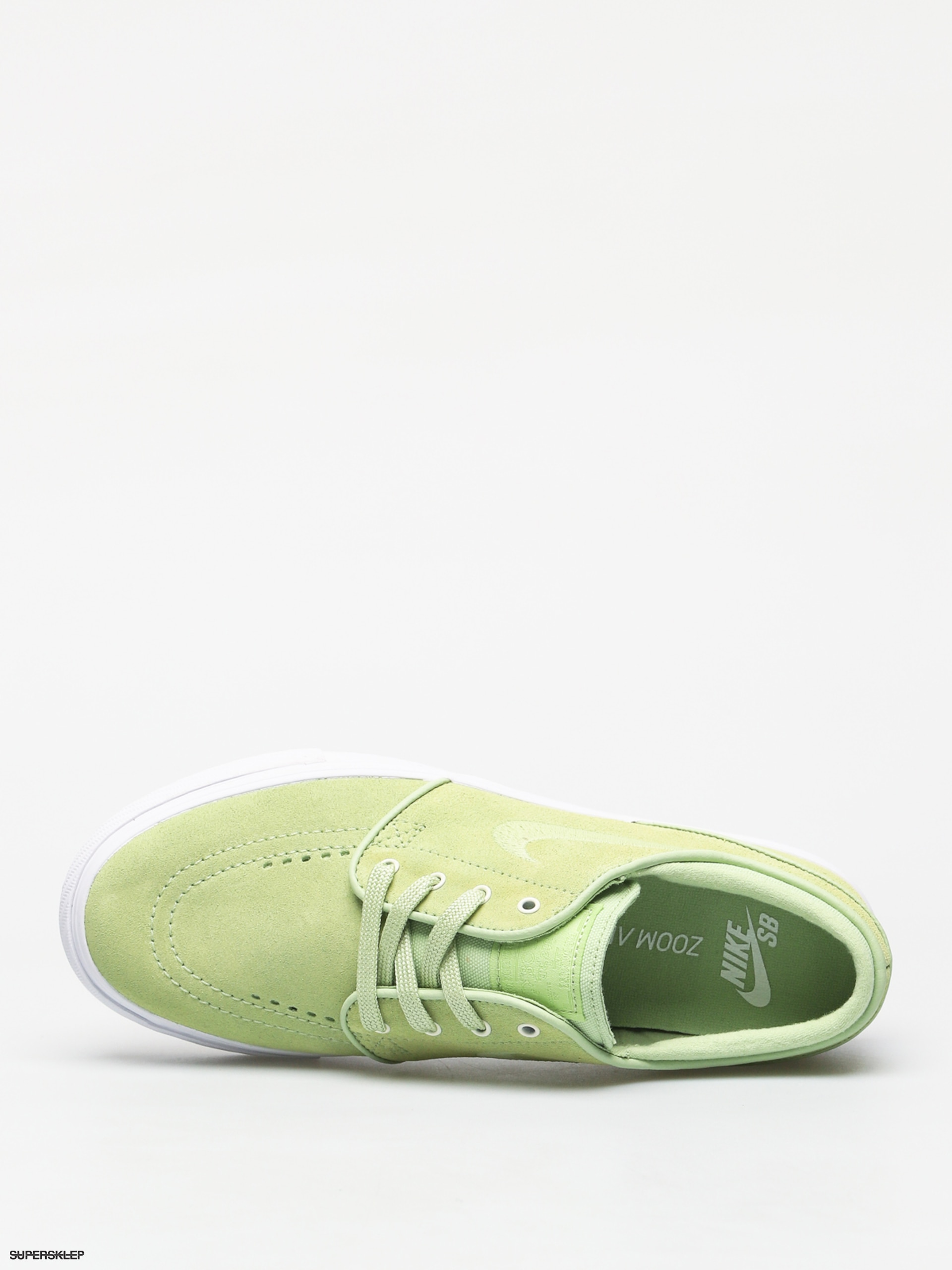 Buty Nike SB Zoom Stefan Janoski (barely voltbarely volt white)