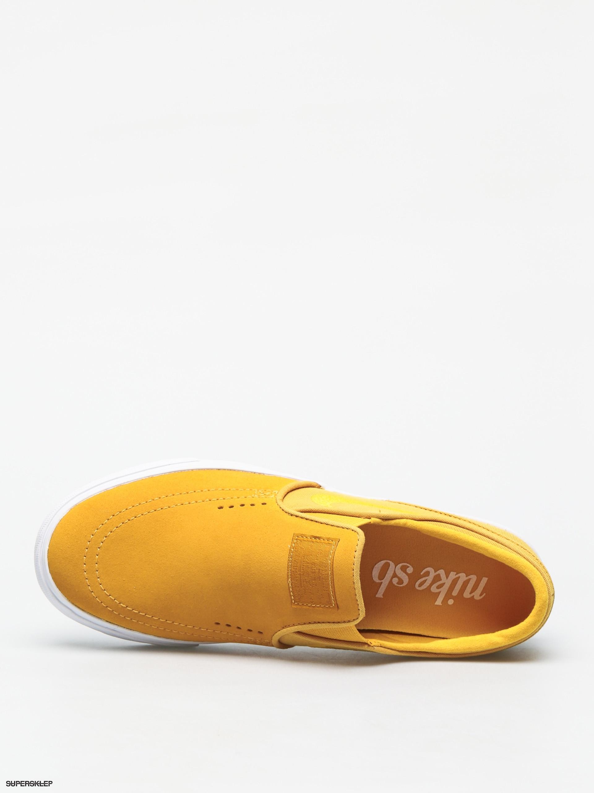 13b387e990b65 Buty Nike SB Zoom Stefan Janoski Slip (yellow ochre yellow ochre white)