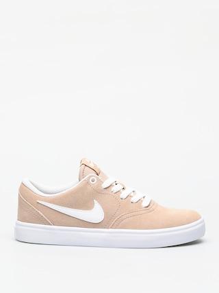 Buty Nike SB Check Solar Wmn (bio beige/white)