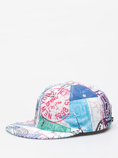 Czapka z daszkiem Diamond Supply Co. Passport 6 Panel ZD